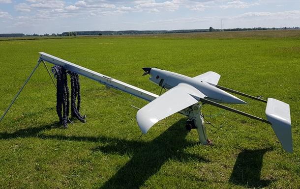 Під Києвом пройшли випробування безпілотника Raybird-3