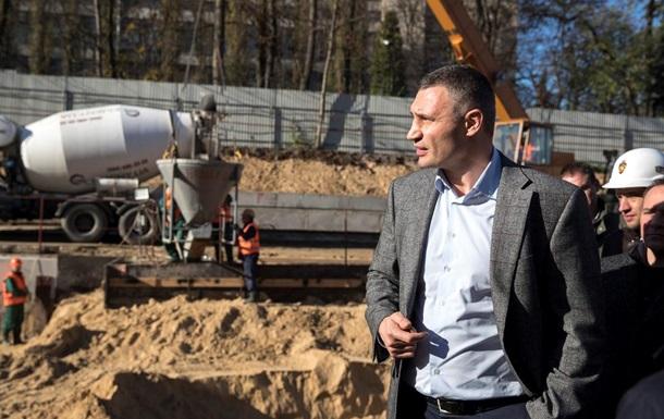 Кличко обіцяє нову станцію метро в Києві в цьому році