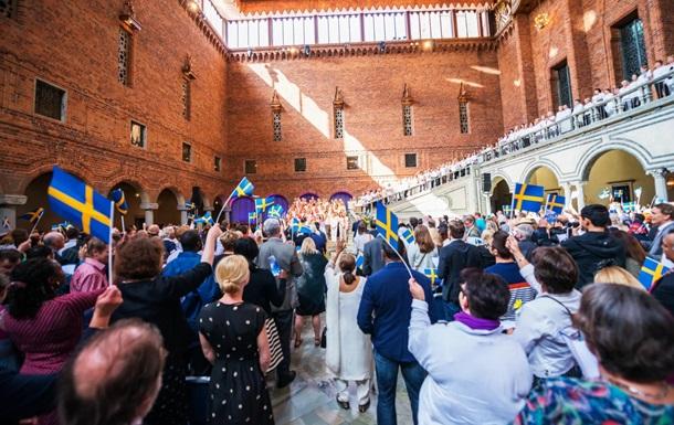 Зеленський привітав шведів з Національним днем