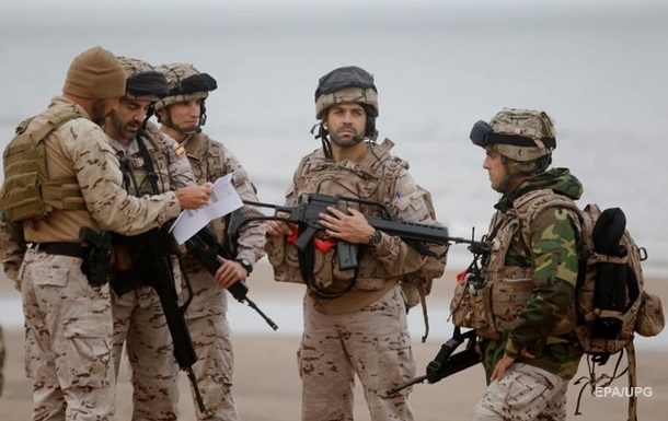 НАТО розпочала великі навчання в Балтійському морі