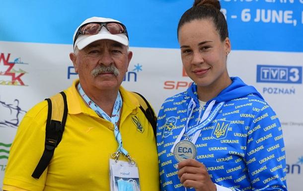 Сборная Украины завоевала восемь медалей на ЧЕ по гребле на байдарках и каноэ