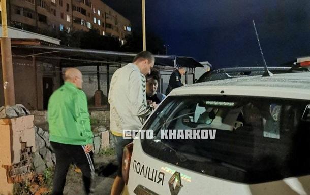 Под Харьковом после ДТП устроили стрельбу