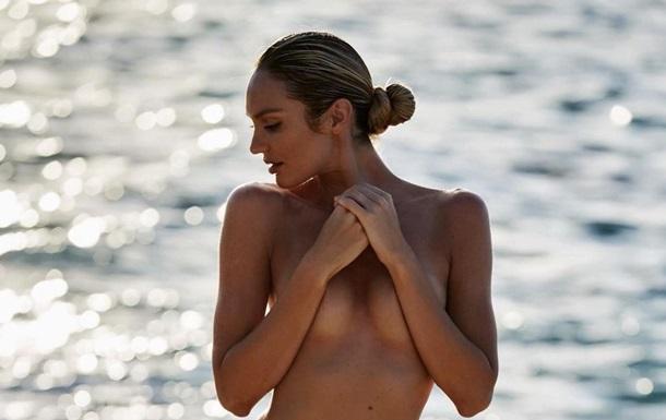 Ангел  Victoria s Secret вразила гнучкістю