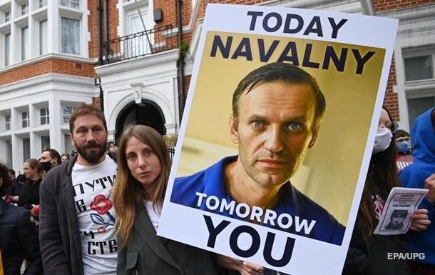 Навального вернули из больницы в тюрьму после голодовки