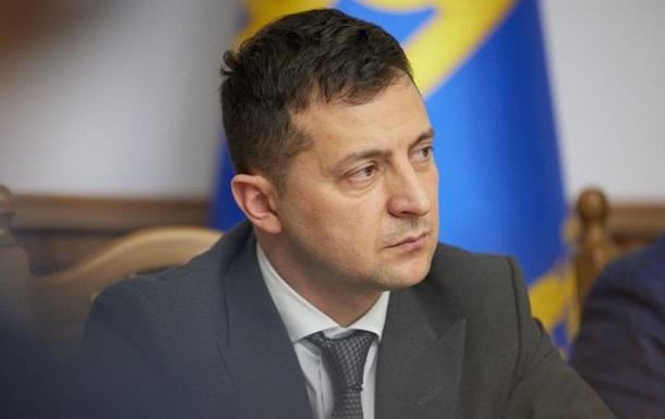 Зеленский проведет телефонный разговор с Байденом