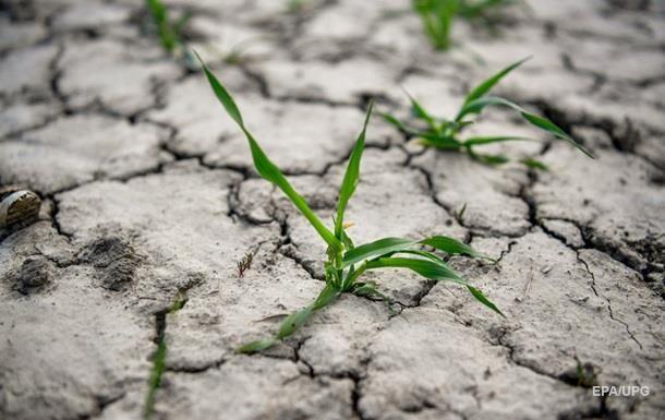 Дві третини землі України стали зоною ризикованого землеробства