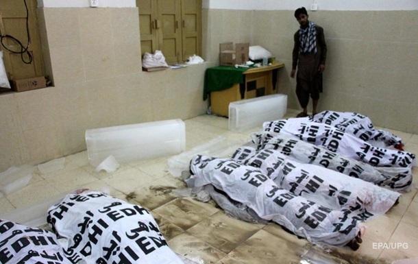 У Пакистані кількість жертв аварії на залізниці перевищила 60 осіб