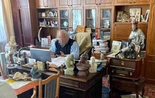У Києві на хабарі затримали директора Інституту рибного господарства