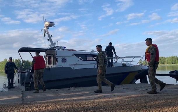 Прикордонники посилили охорону на кордоні з Білоруссю, по Прип`яті і Дніпру