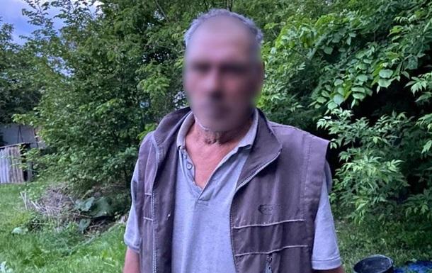 Житель Киевской области поджег свою жену