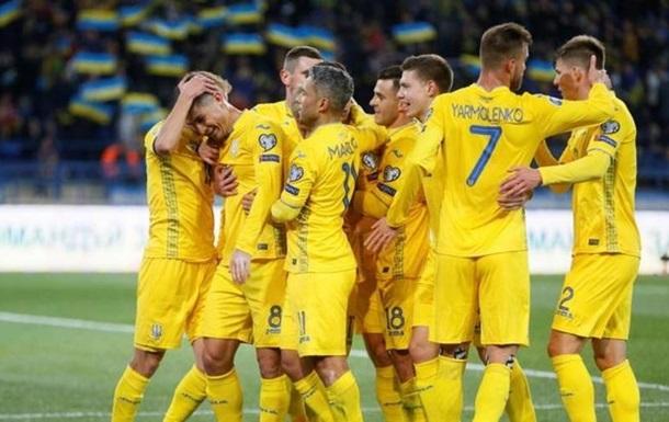 Збірна України представила автобус на Євро-2020
