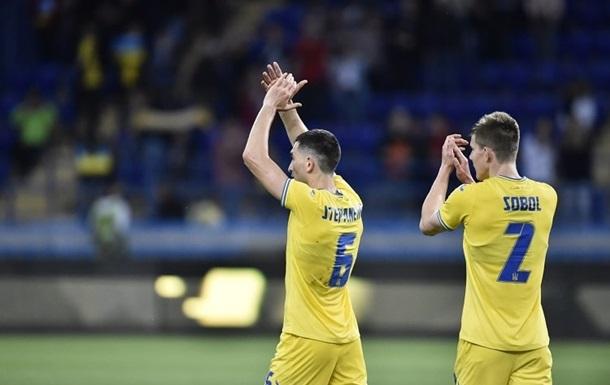 Соболь: Жду от Украины на Евро хорошей игры