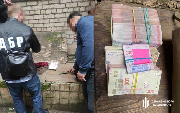 В Полтаве антикоррупционера из Налоговой задержали на взятке