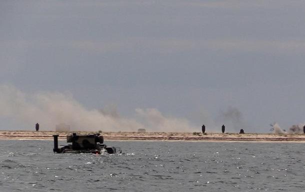 В Україні провели випробування БТР-4Е для десанту