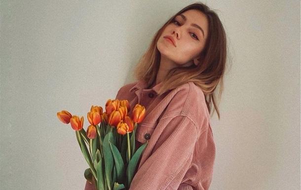 Українська модель знялася в одному фільмі з голлівудськими кінозірками