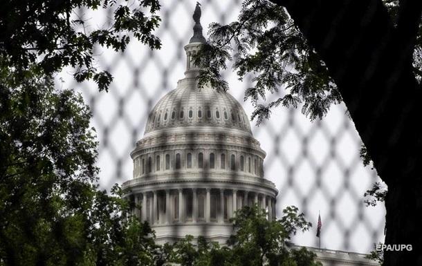 До заворушень у Капітолії призвели помилки влади - Сенат США