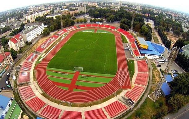 Верес заявил три стадиона для домашних матчей в УПЛ в следующем сезоне