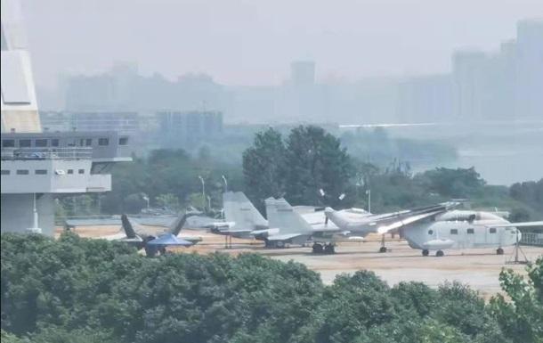 В сети появились фото нового китайского истребителя FC-31