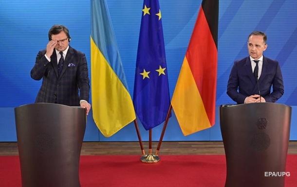 Маас пообіцяв Україні знизити ризики від ПП-2