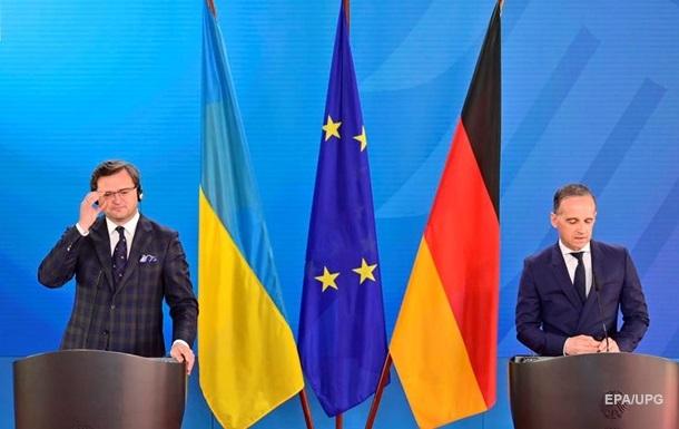В Германии поддержали создание Крымской платформы