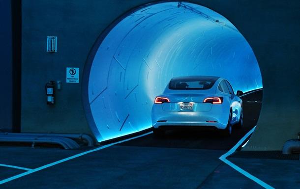 Експерти повідомили про вади тунелів Ілона Маска