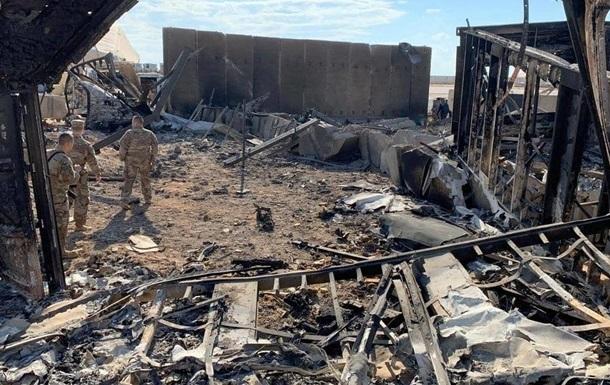 В Ираке обстреляли военные базы США