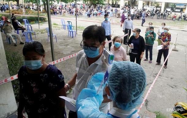 Кількість випадків COVID в світі перевищила 175 мільйонів