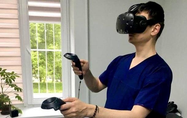 В Україні провели першу операцію за допомогою віртуальної реальності