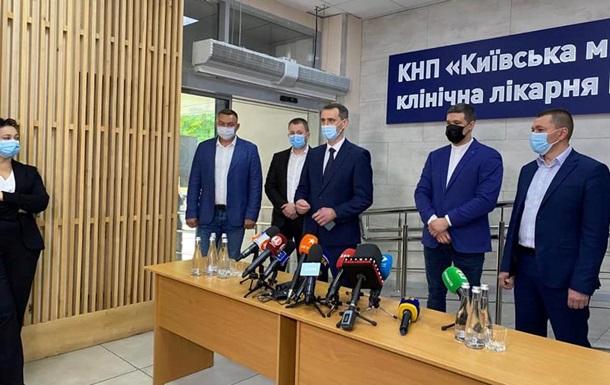 В Україні почали працювати е-лікарняні
