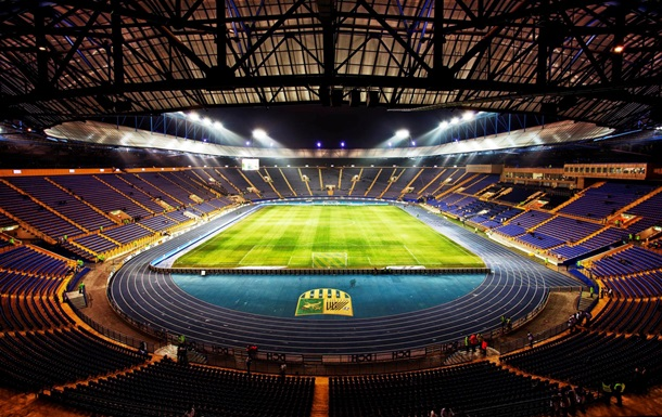 Стадион Металлист передан в собственность Харькова