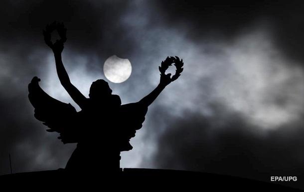 У світі спостерігали кільцеве затемнення Сонця