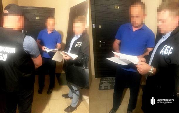 Экс-прокурор предлагал подозреваемому за $70 тысяч избежать тюрьмы - ГБР