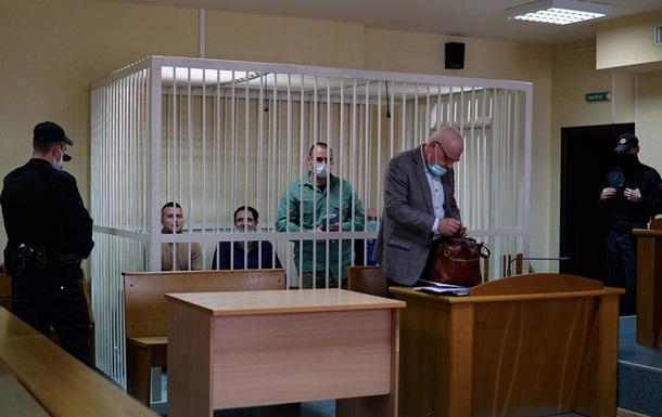 В Беларуси волонтеров штаба экс-кандидата в президенты посадили в колонию