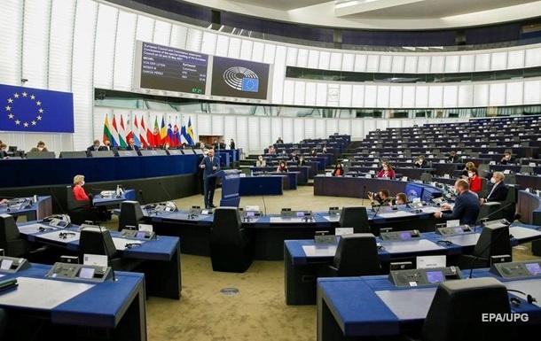 Європарламент засудив Білорусь за репресії та інцидент з літаком Ryanair