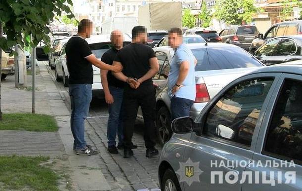 В Киеве нашли грабителей, которые напали на иностранца