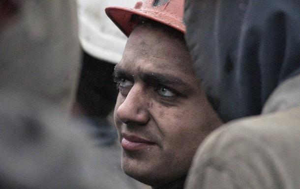 Зеленский «сдает» шахтеров