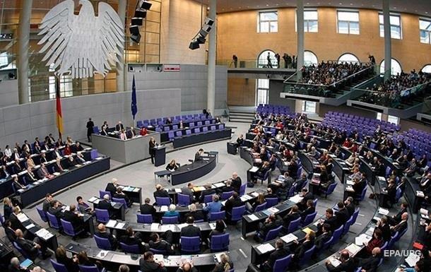 Німецький парламент відхилив резолюцію щодо ПП-2
