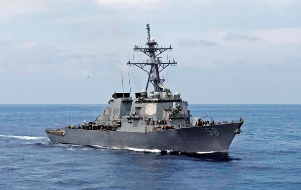 США направили эсминец Laboon в Черное море