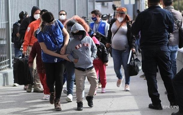На кордоні США і Мексики рекордна кількість мігрантів за 20 років