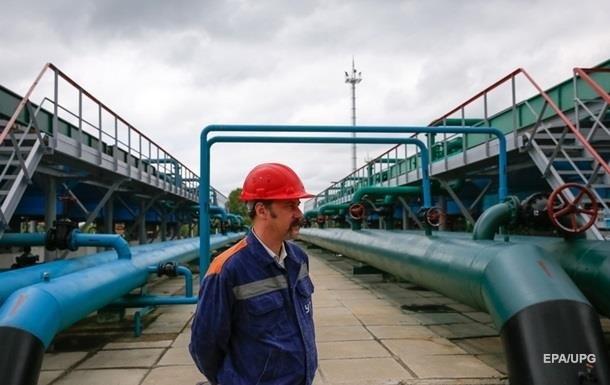 Украина начала закачку импортного газа в ПХГ