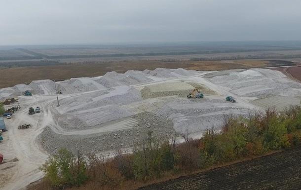 На Донеччині викрито розкрадання глини майже на 50 млн гривень