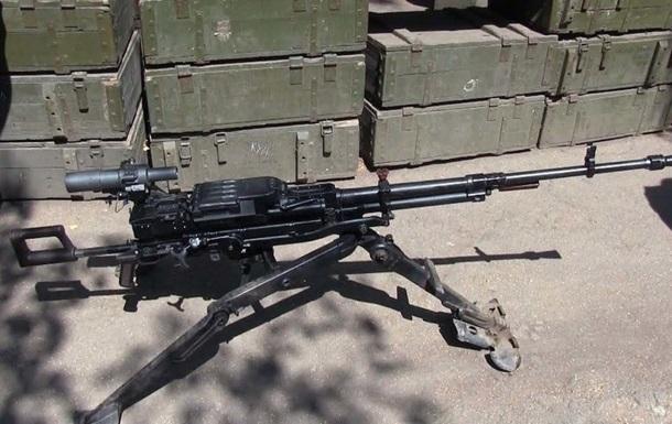 Пулемет танка Оплот испытали в заводском тире