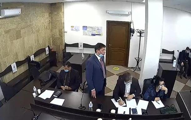Екс-нардеп Крючков з явився п яним на суд