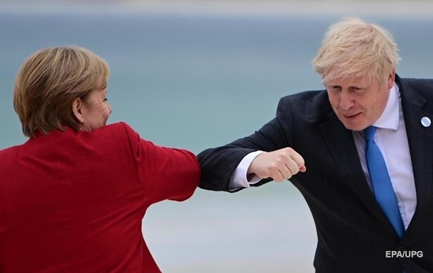 Джонсон провів низку переговорів з лідерами ЄС