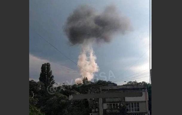 В Одессе прогремел взрыв: часть города осталась без света