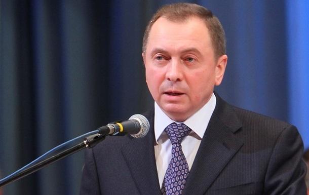 Мінськ підготував санкції проти Заходу