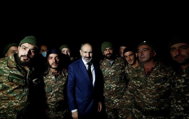 Азербайджан передав Вірменії 15 військовополонених