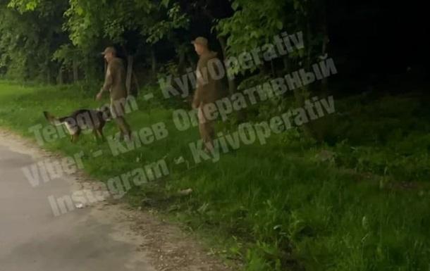 В Киеве у дороги нашли обнаженный труп женщины