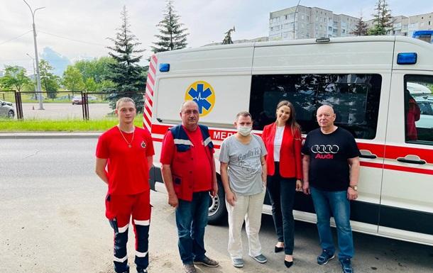 Украина вернула пять пациентов из Беларуси