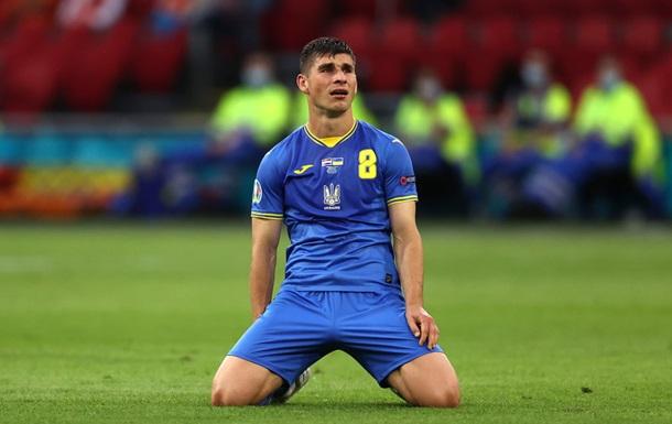 Украина отыгралась с 0:2, но проиграла Нидерландам на Евро-2020